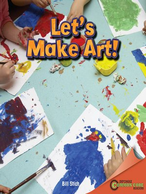 cover image of Let's Make Art!